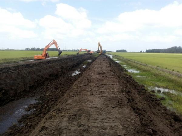 Canal de Irrigação