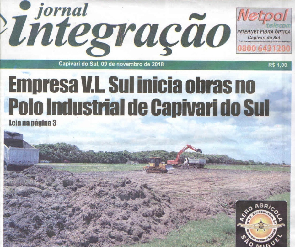 Polo Industrial de Capivari do Sul